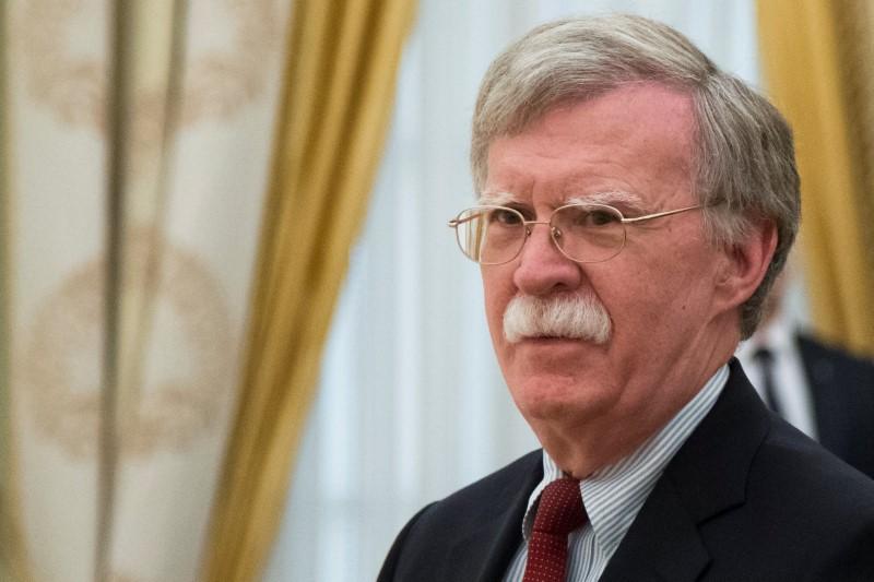 © Reuters.  ABD ve Türk orduları arasındaki görüşmeler önümüzdeki hafta da devam edecek-Bolton