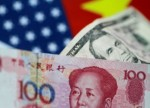 Forex - Yuan Flat After Mixed China Economic Data; Dollar Unchanged