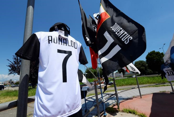 © Reuters. Juventus to Lose Money Until Ronaldo Deal Ends, Analyst Says