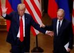 Трамп и Путин: кому налоги, кому вакцина
