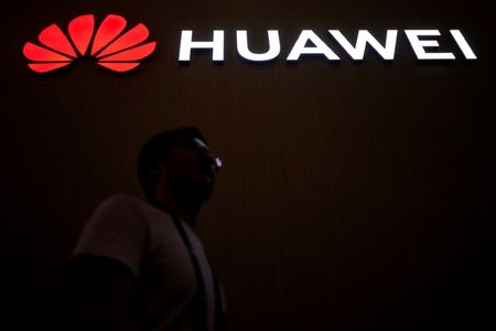 Trump Halts Huawei Supply in Final China Blow, Reuters Says