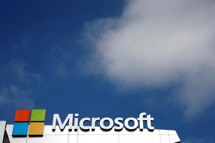 GLOBAL MARKETS-Asian shares step back, Microsoft's brisk earnings boost tech optimism