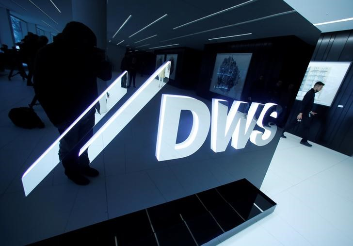 © Reuters.  DWS Group partners with real estate tech startup Skyline AI