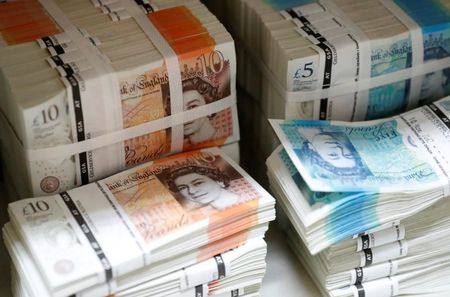 Sterling Extends Losses on Disappointing Factory Data
