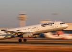 Lufthansa am Boden