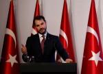 Türkischer Finanzminister setzt Investoren-Telefonkonferenz an