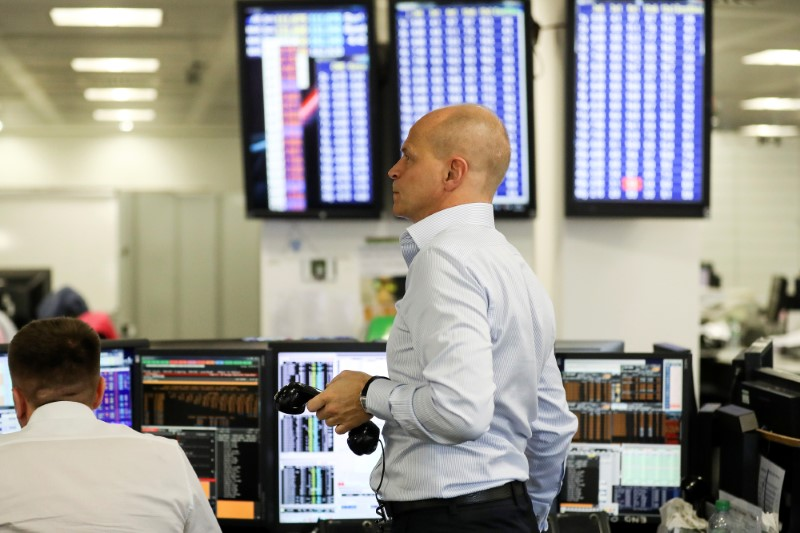 © Reuters.  Denmark stocks lower at close of trade; OMX Copenhagen 20 down 0.54%