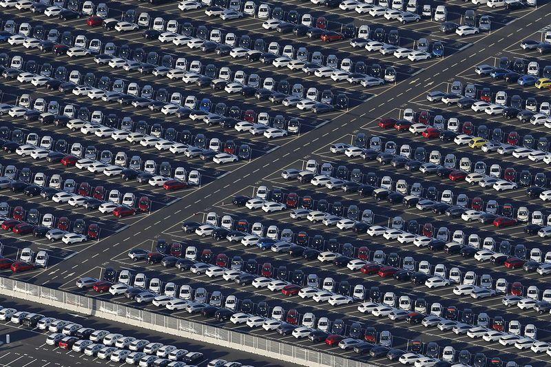 © Reuters.  Otomotiv ana sanayi üretimi Eylül'de %1 düştü, ihracat %21 arttı-OSD