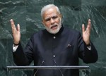 Indian Prime Minister Modi confronted by angry protests in London