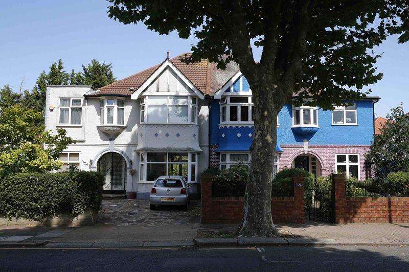 © Reuters.  U.K. RICS house price balance 17% vs. 14% forecast