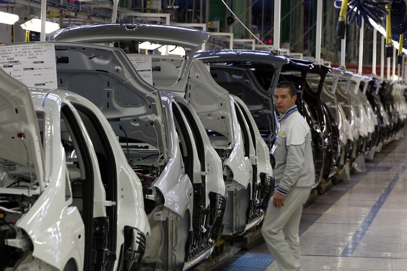 Europe Car Sales Surge 63% in March, Erasing Early-Year Decline