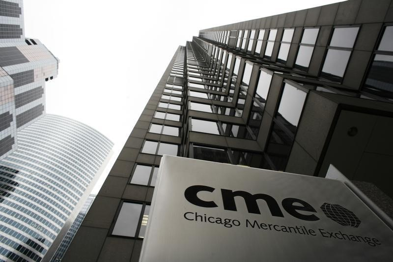 © Reuters.  CME Reports a Second Coronavirus Case in Eurodollar Options Pit