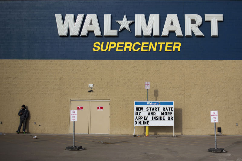Walmart earnings, Revenue beat in Q2