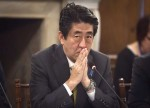 Abe's Bad Month Gets Worse as Allies Hit Him Over Japan Scandal