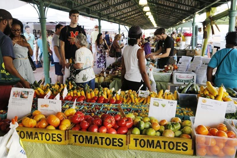 © Reuters.  (DIARY) 오늘의 해외 경제 주요 이슈...美 CPI 등