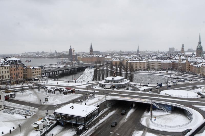 Sweden stocks lower at close of trade; OMX Stockholm 30 down 0.28%