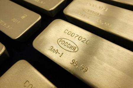 العقود الآجلة للذهب إنخفضت خلال الدورة الآسيوية