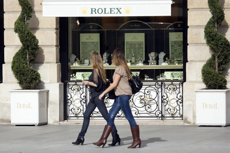 © Reuters.  Sailing-Rolex backs Ellison's SailGP with long-term partnership