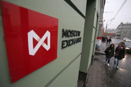 مؤشرات الأسهم في روسيا ارتفعت عند نهاية جلسة اليوم؛ مؤشر بورصة موسكو صعد نحو 1.30%