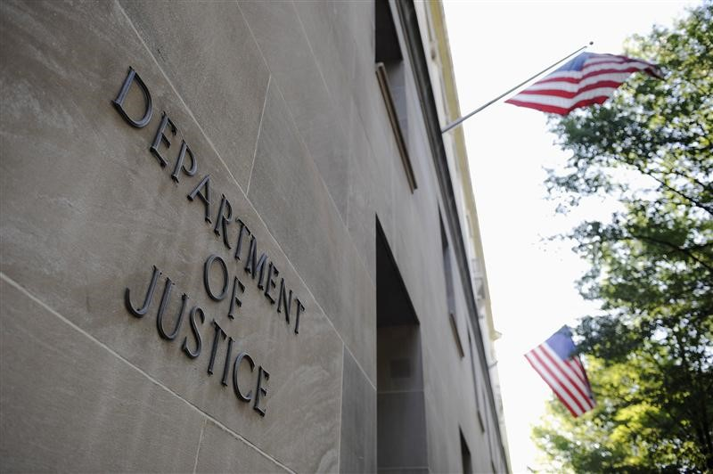 © Reuters.  Adviser to Justice Dept's No. 2 named interim U.S. Attorney in Virginia