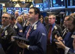 Stocks - Dow Tumbles Triple Digits; Caterpillar, 3M Lead Decline