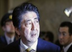 No Need for Japan's Abe to Resign Just Yet, Party Rival Says