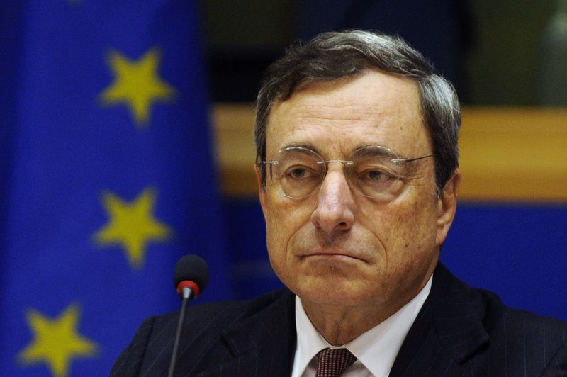 © Reuters.  Experts looking for ECB to remove the possibility of even lower rates