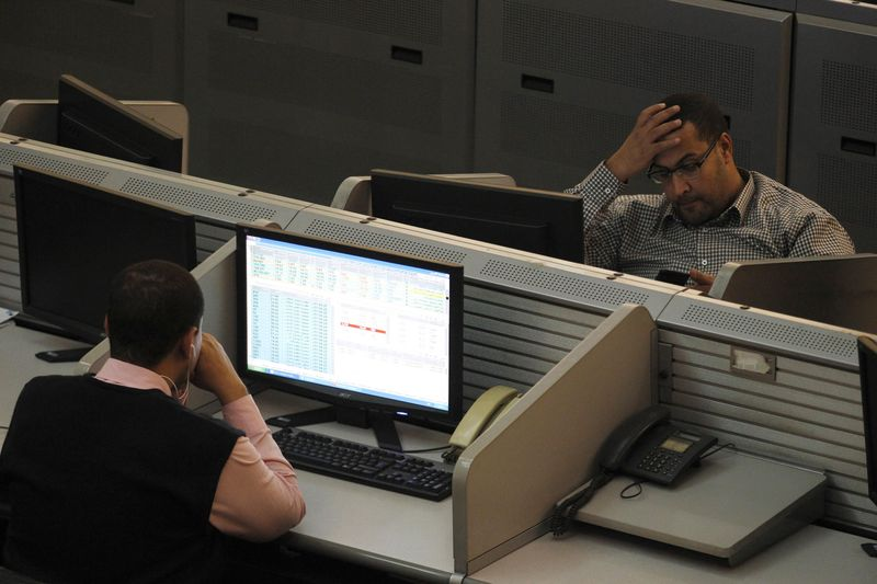 © Reuters.  Morocco stocks lower at close of trade; Moroccan All Shares down 0.90%