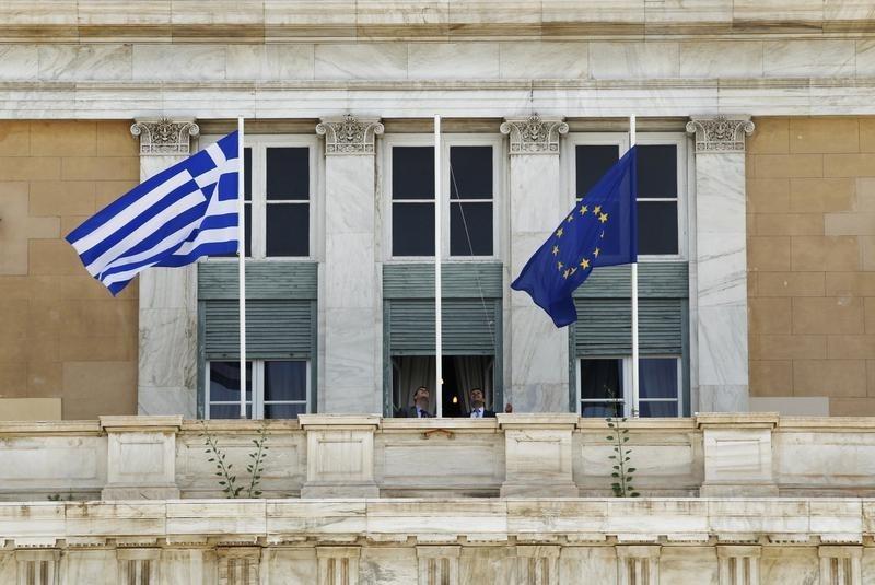 © Reuters.  Профицит бюджета Греции в 2016 году превысил ожидания  международных кредиторов