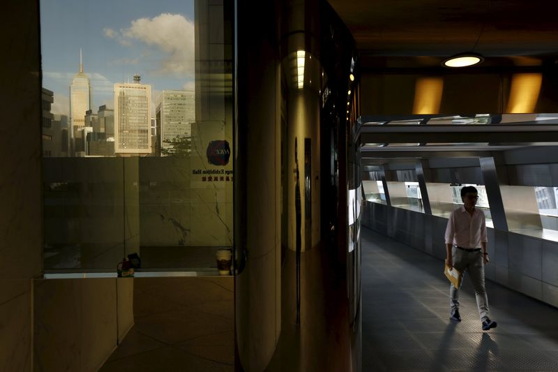 © Reuters.  Bolsa de Hong Kong: Hang Seng abre em alta de 0,34%