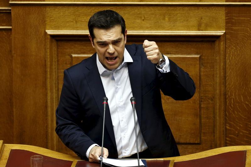 © Reuters.  Parlamento griego aprueba último paquete reformas antes de salida de rescate