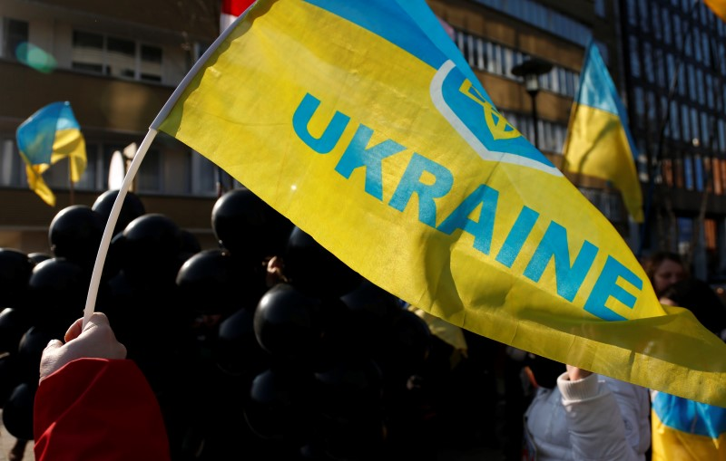 © Reuters.  Ukraine asks West to ramp up sanctions on Russia
