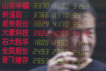 中国股市上涨;截至收盘上证指数上涨0.04%