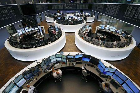 מדדי המניות בגרמניה ירדו בנעילת המסחר; מדד דאקס השיל 1.41%