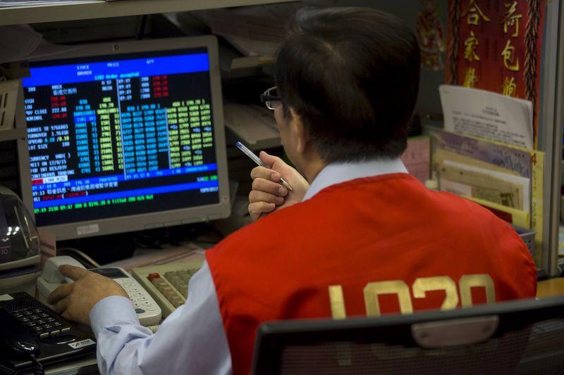 © Reuters.  Bolsa de Hong Kong: Hang Seng abre em alta de 0,78%