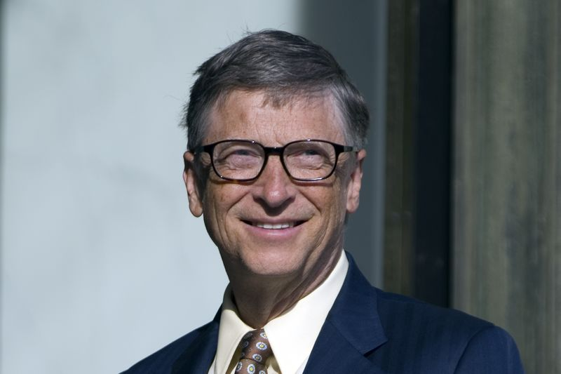 © Reuters.  Bill Gates