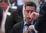 US STOCKS-S&P inches higher on trade hope, oil plunge hammers energy stocks