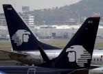 Aeroméxico retira aviones por altos precios combustible, suspenderá varias rutas
