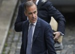 Bank of England's Carney Sees Three Rate Hikes over the Next Three Years