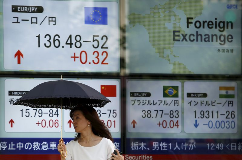 EM ASIA FX-Most Asian currencies strengthen, South Korea's won leads g
