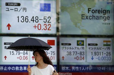 المستثمرون يقلصون مراكز شراء العملة اليابانية الأسبوع الماضي