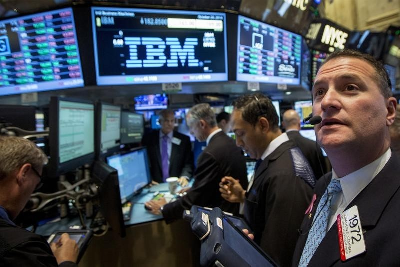 IBM Climbs After Hours; Results and Guidance Top Forecasts