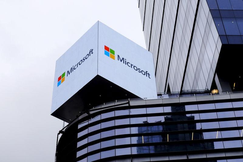 NewsBreak: Microsoft Q1 Earnings Beat Street Estimates By Investing.co