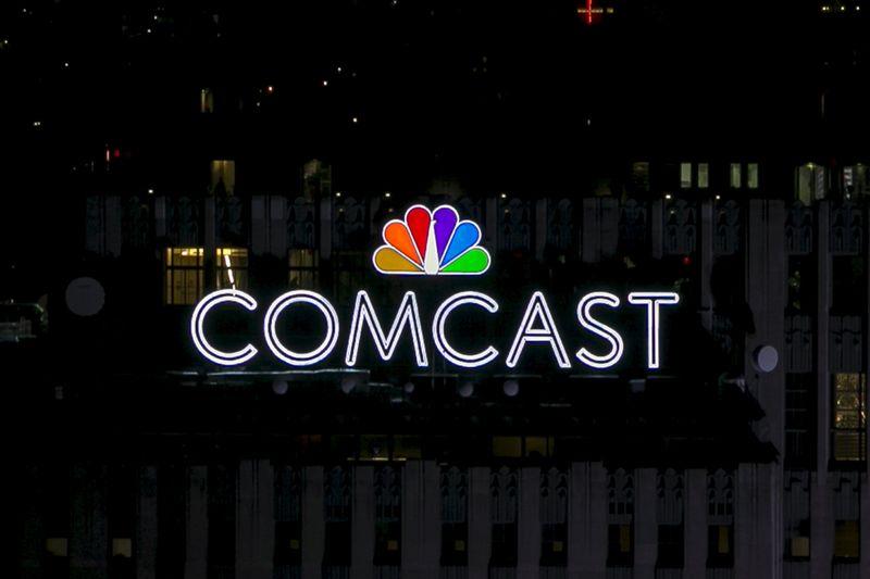 © Reuters.  Comcast, Google, Tesla e WD-40 caem antes do pregão