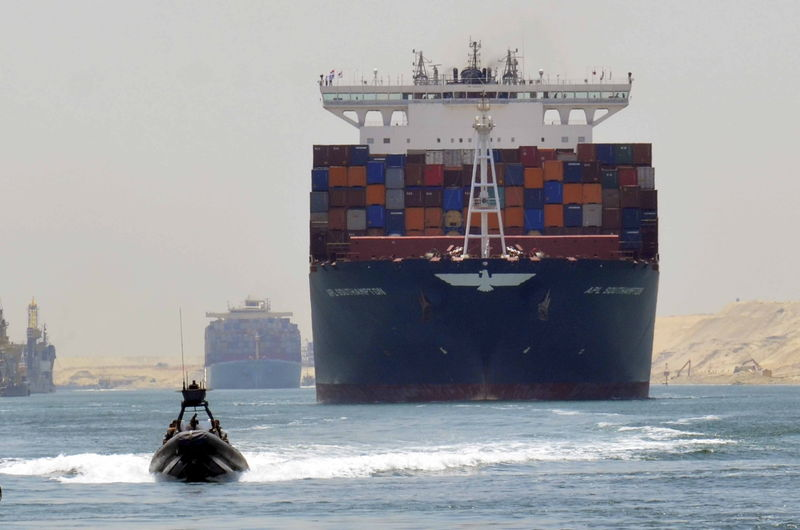 Suez congestion, jobless claims, AstraZeneca update - What's happening in the markets?