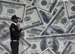 Forex - Dollar Creeps Higher as Pound Wobbles on Weak Services Data