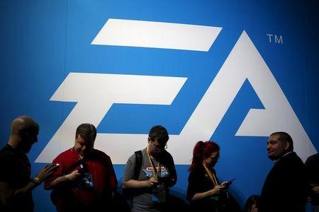 Курсы акций Electronic Arts, Walmart, Amazon выросли