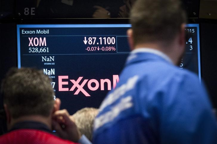 © Reuters.  Exxon's Loss In a Court Case in Europe May Be a Gain for Carbon Market