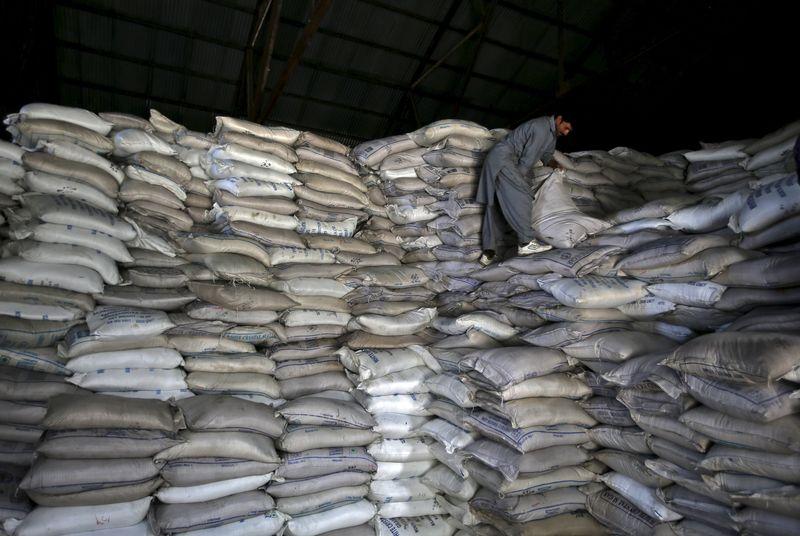 © Reuters.  USDA aumenta projeção de importações de açúcar pelos EUA em 2017/18