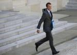 Presidente-eleito França Macron diz aberto negociar com conservadores